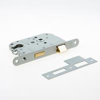 Nemef Cilinder dag- en nachtslot deurslot PC55mm type 1269/4-50 DIN rechts