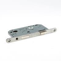 Oxloc dag- en nacht cilinderslot - PC72mm - type 6010 - doornmaat 60 - omkeerbaar - RVS