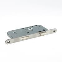 Oxloc badkamer/WC slot - type 6020 - doornmaat 60 - omkeerbaar - RVS