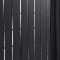 vidaXL Zonnepaneeloplader inklapbaar 100 W 12 V