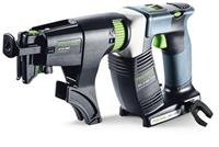 Festool DWC 18-4500-Basic 18V Li-Ion accu bandschroefmachine body in systainer - 14Nm - 55mm