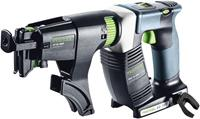 Festool DWC 18-2500-Basic-Promo 2021 18V Li-Ion accu bandschroefmachine set (1x 4,0Ah) in systainer - 18Nm - 55mm - koolborstelloos