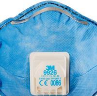 3M 9926 Fijnstofmasker met ventiel FFP2 1 stuk(s) DIN EN 149:2001