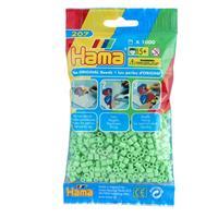 strijkkralen pastel groen (047)