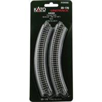 N Kato Unitrack 7078113 Gebogen rails
