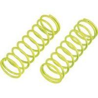 Reely 1:8 tuning schrokdemper verren Neon-geel lengte 58 mm 2 stuks (MV1383Y)