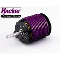 Hacker brushless motor turns