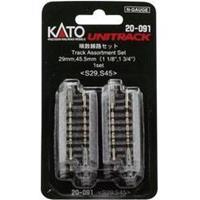 N Kato Unitrack 7078015 29 mm, 45 mm
