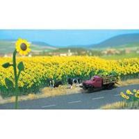 Busch 6003 H0 zonnebloemen Kleur:Geel
