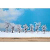 NOCH 25075 7-delige set winterbomen Hoogte (min.):80 mm Hoogte (max.):100 mm