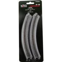 N Kato Unitrack 7078100 Gebogen rails
