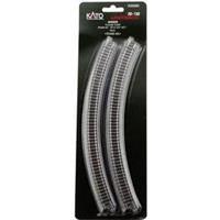 N Kato Unitrack 7078106 Gebogen rails