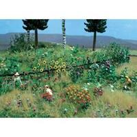 Busch 1258 H0 bloemen- en plantenset