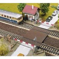 Faller 120174 H0 spoorwegovergang met baanwachtershuis