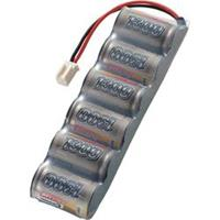 NiMH accupack 7.2 V 1300 mAh Conrad energy Side by Side Micro-car-bus