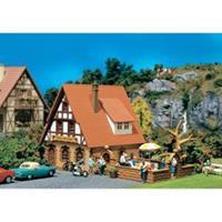"""Faller 130314 H0 hotel/restaurant """"Zur Krone"""""""