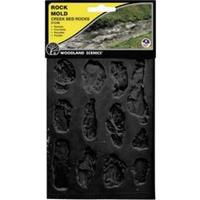 Woodland Scenics WC1246 Rots-gietvormen (rock molds)