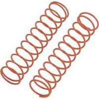 Reely 1:10 tuning schrokdemper verren Oranje lengte 72.5 mm 2 stuks (VB11204R)