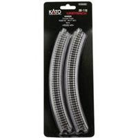 N Kato Unitrack 7078101 Gebogen rails