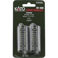 N Kato Unitrack 7078110 Gebogen rails
