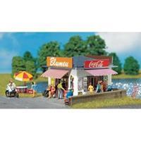 Faller 130212 H0 Kiosk met verkoopartikelen