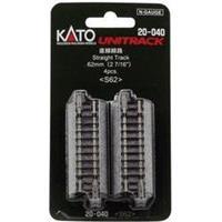 N Kato Unitrack 7078011 62 mm