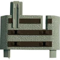 H0 Roco GeoLine (met ballastbed) 61183