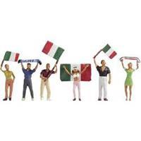 NOCH 15976 H0 figuren Italiaanse fans