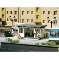 Auhagen 11419 H0 2 bushaltes