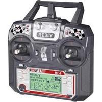 Reely HT-6 RC handzender 2,4 GHz Aantal kanalen: 6