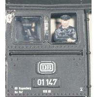 Roco 40001 H0 figuren treinmachinist en stoker