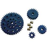 Modelcraft Set tandwielen module 1 boring 3,9 mm
