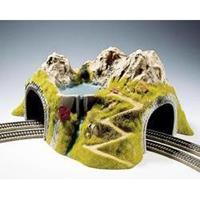 NOCH 05180 H0 tunnel (dubbel spoor, bocht)