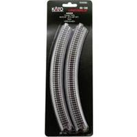 N Kato Unitrack 7078103 Gebogen rails