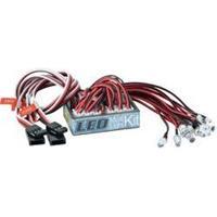 Carson Modellsport LED verlichtingsunit 4 - 6 V/DC