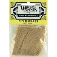 Woodland Scenics WFG172 Veldgras (Field Grass) oogstgoud