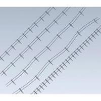 Faller 180432 H0 ijzerenhekken met betonpalen