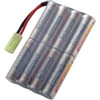NiMH accupack 9.6 V 2300 mAh Conrad energy Stick Mini-Tamiya-stekker