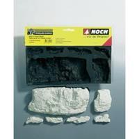 NOCH WC1243 Mallen voor rotsen (Rock Molds)