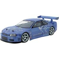 Hpiracing HPI Nissan Skyline R34 GT-R body transparante body - 190mm