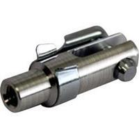 MODELCRAFT Gaffelkop M3 Aluminium.