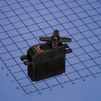 Futaba P-S3150 Dubbel gelagerd Transmissie: Deels van metaal Futaba