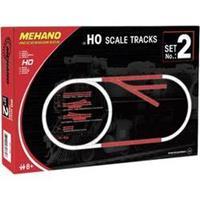 Mehano 58545 H0 railsuitbreidingsset nr. 2