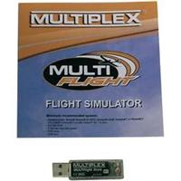 Multiplex Flight Simulator Multiflight met Multi Flight Stick