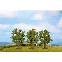 NOCH 25510 Set van 3 fruitbomen, groen, 45 mm Hoogte (min.):45 mm Hoogte (max.):45 mm