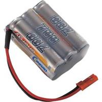 NiMH accupack 7.2 V 700 mAh Conrad energy Block BEC