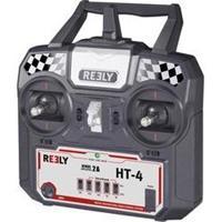 Reely HT-4 RC handzender 2,4 GHz Aantal kanalen: 4