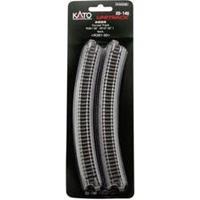 N Kato Unitrack 7078107 Gebogen rails