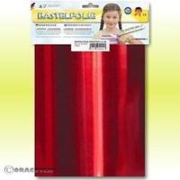 Oracover Orastick 25-093-B Plakfolie (l x b) 300 mm x 208 mm Chroom-rood