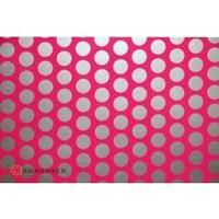 Oracover Easyplot Fun 1 92-014-091-002 (l x b) 2000 mm x 200 mm Neon-roze-zilver (fluorescerend)